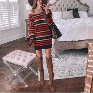 Vivi Dolls Jamboree Sweater Dress